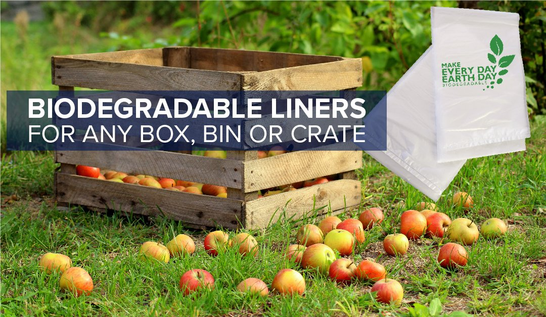 Biodegradable Box Liners