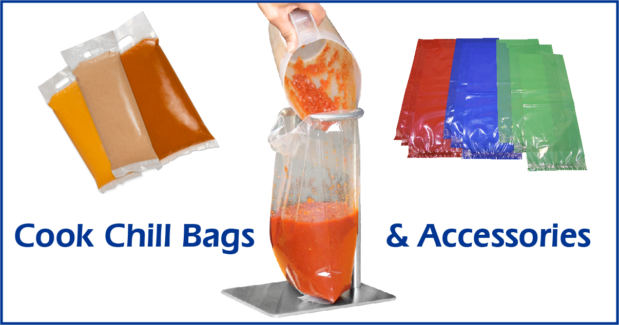 Cook Chill Bags and Accessories
