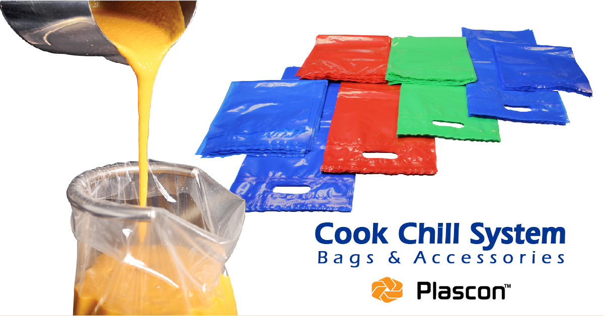 Cook Chill System bags and accessories