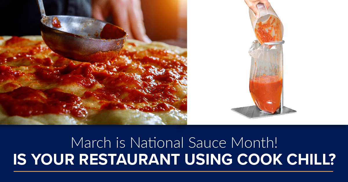 National Sauce Month