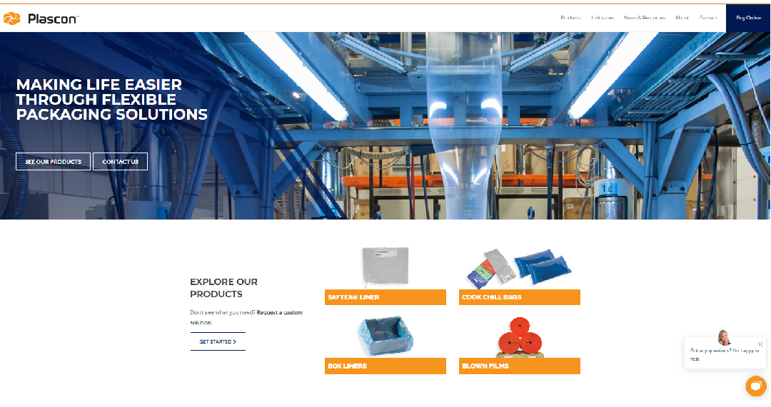 Plascon New Website Home Page