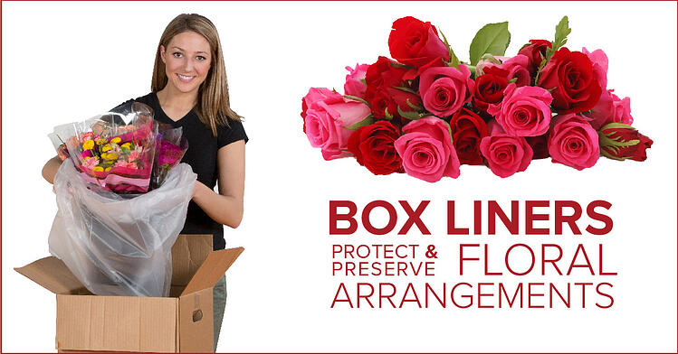 box liners protect and preserve floral arrangements-1