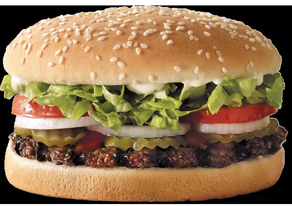 veggie or beef burger?