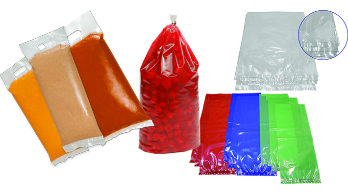 assortment of cook chill bags