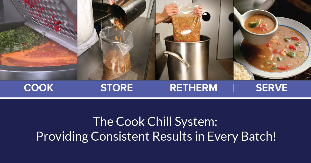 cook chill system