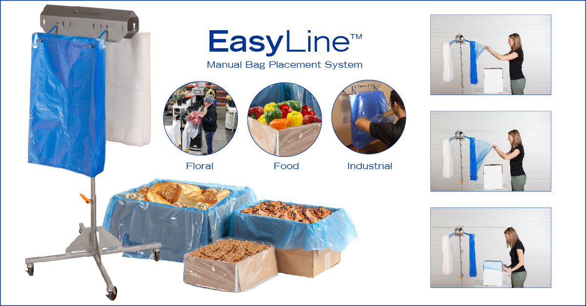 EasyLine Manual Bag Placement System