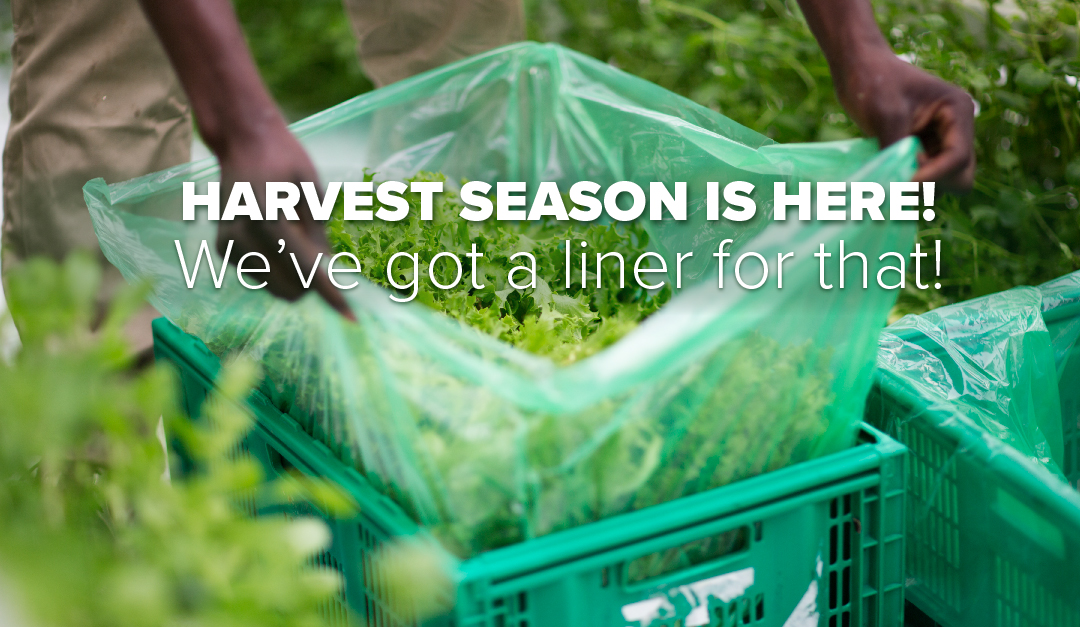 harvest season is here, we've got a liner for that