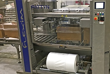 pattyn machine_liner inserting machine