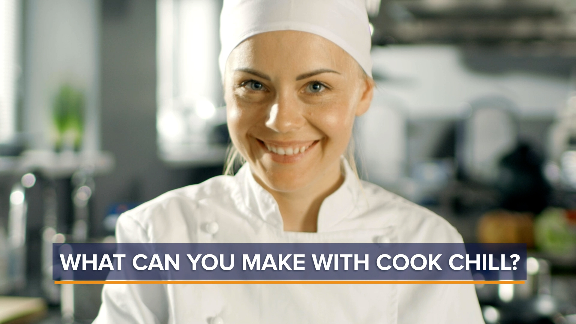 What Can You Make With Cook Chill? (video)
