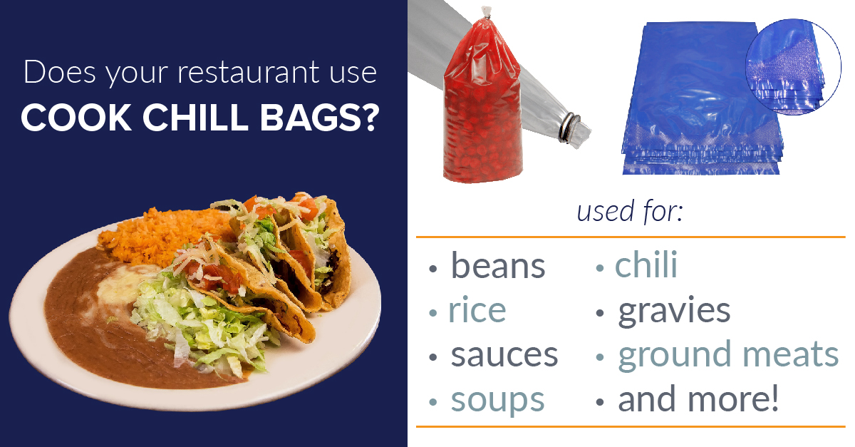 Plascon Cook Chill Bags are a great compliment to Mexican food fare.